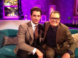 David Gandy on Chatty Man